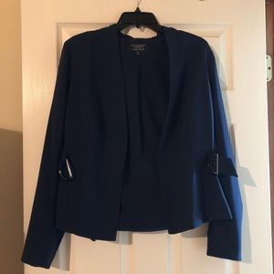 Shelli Segal blue blazer!